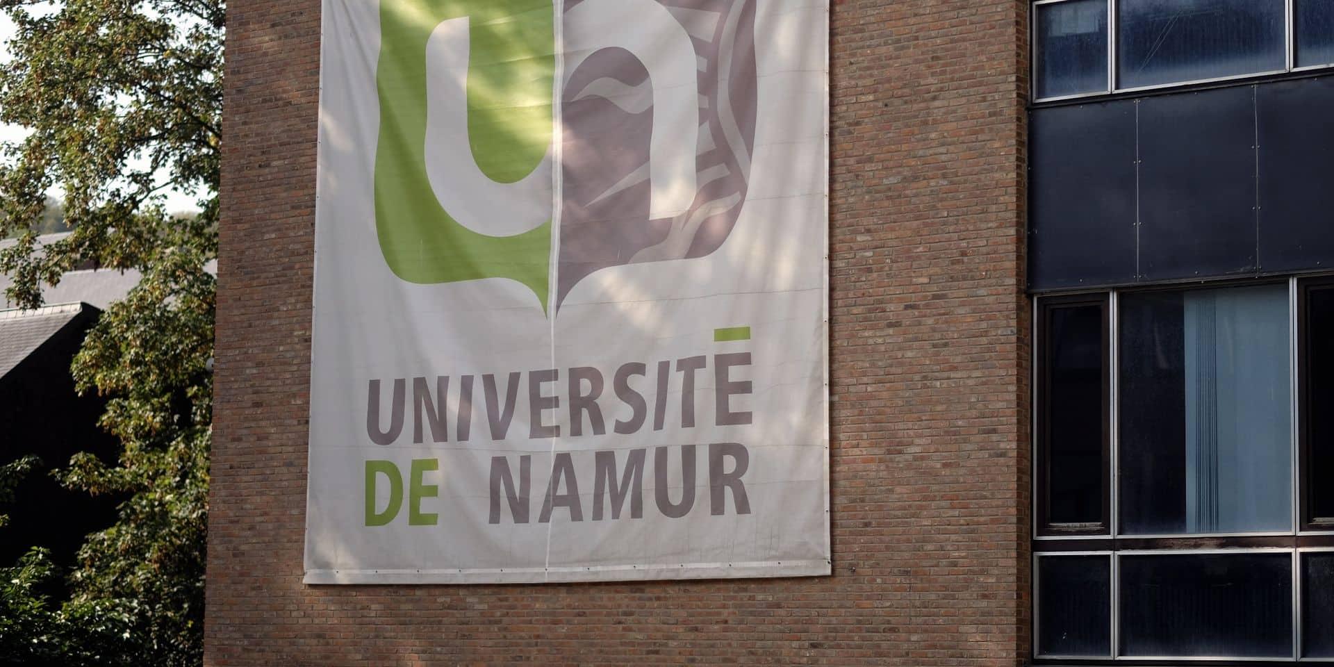 L'UNamur et le CHU UCL Namur s'unissent pour réaliser des analyses de tests Covid