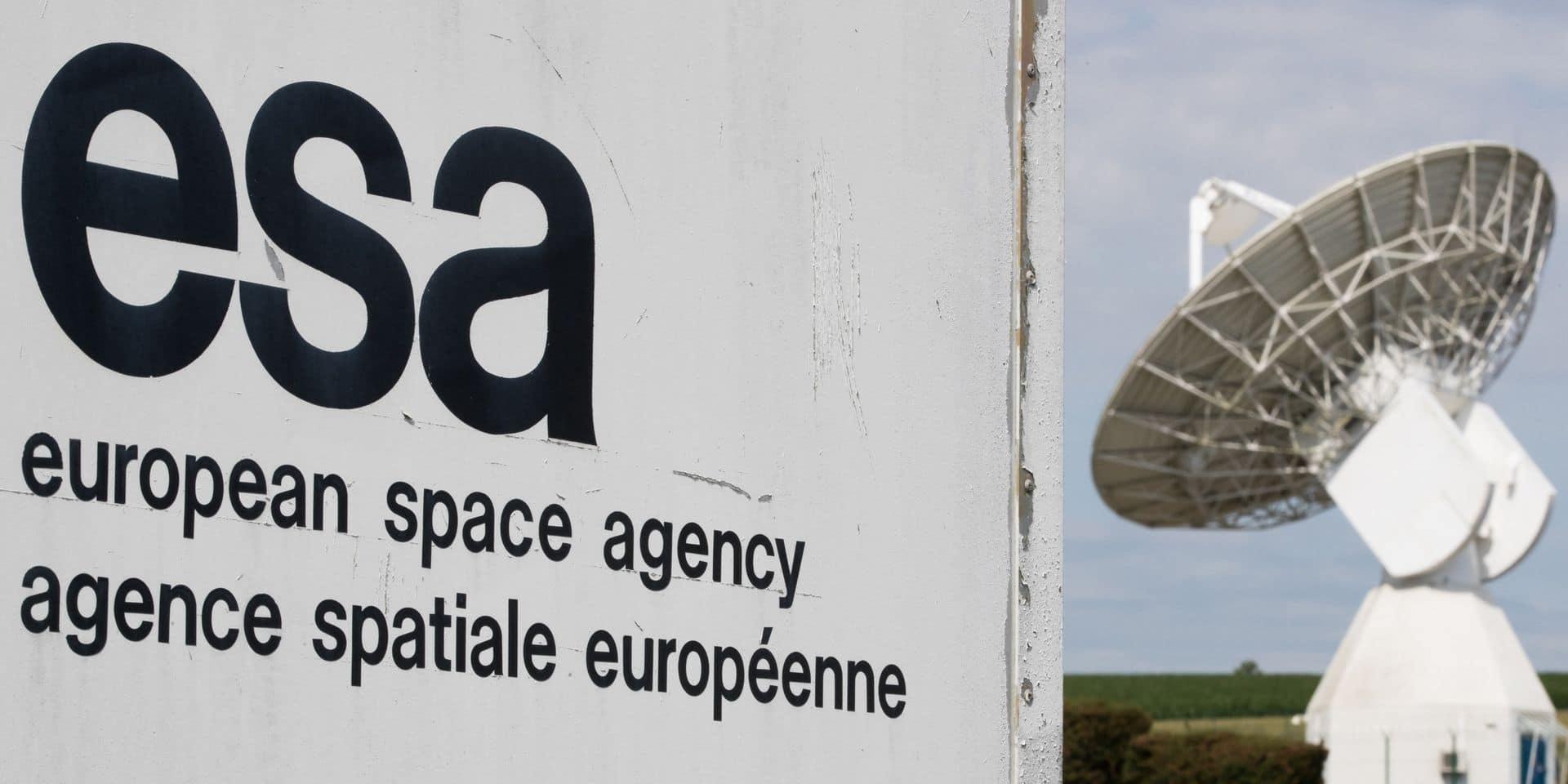L'agence spatiale européenne (ESA) octroie une pluie de contrats pour des missions d'exploration lunaires et martiennes