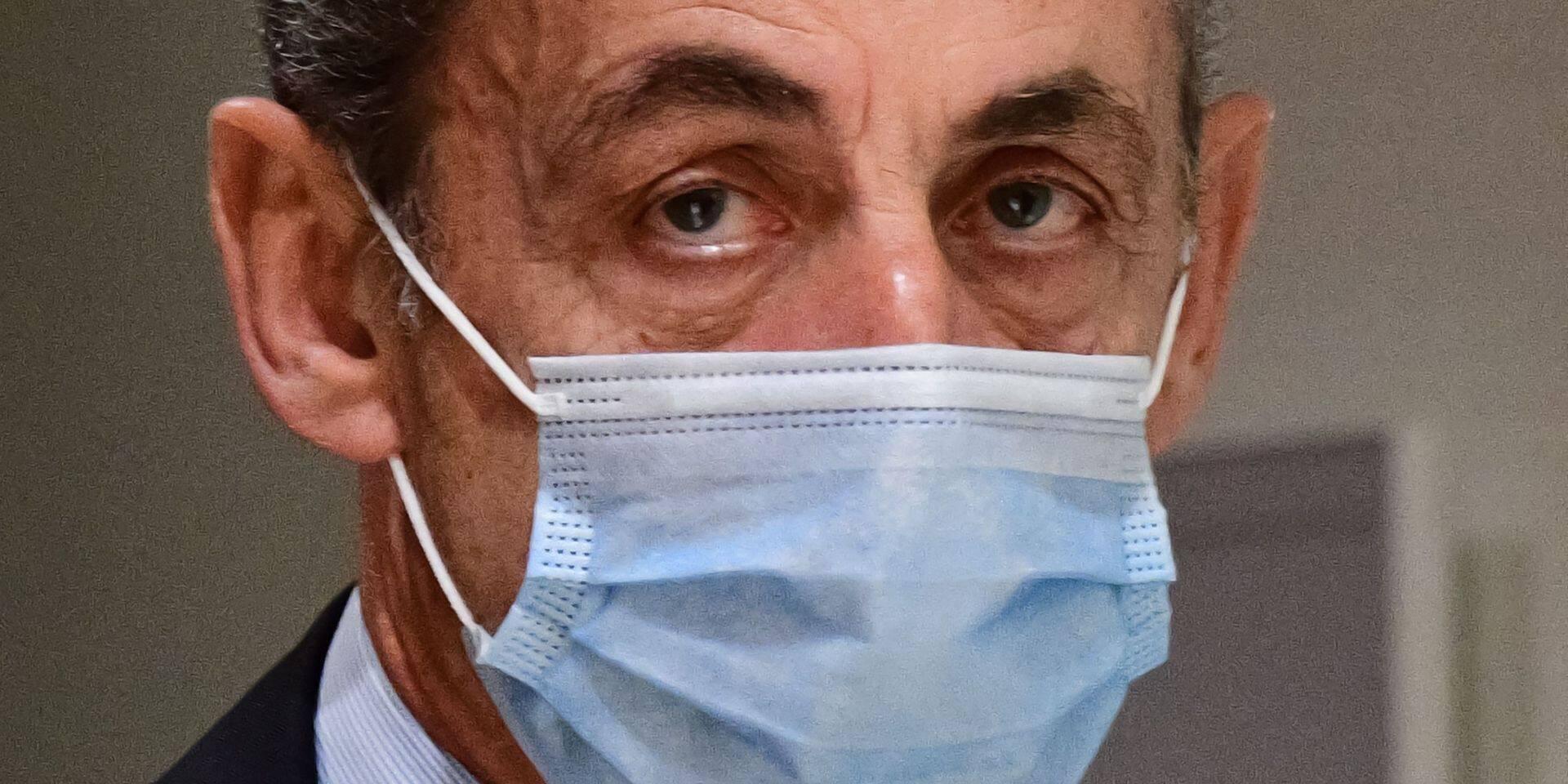 """Nicolas Sarkozy sera fixé sur son sort en mars 2021: """"Cette affaire a été pour moi un chemin de croix"""""""