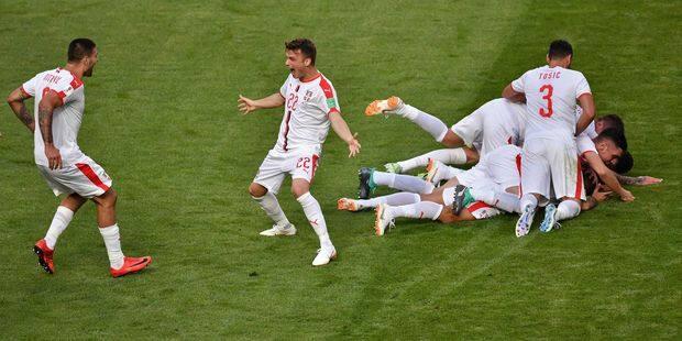 La Serbie s'impose face au Costa Rica grâce à un éclair de Kolarov (0-1) - La Libre