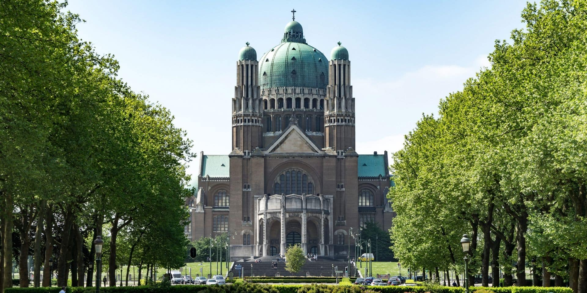 Menace d'attentat sur la Basilique de Koekelberg