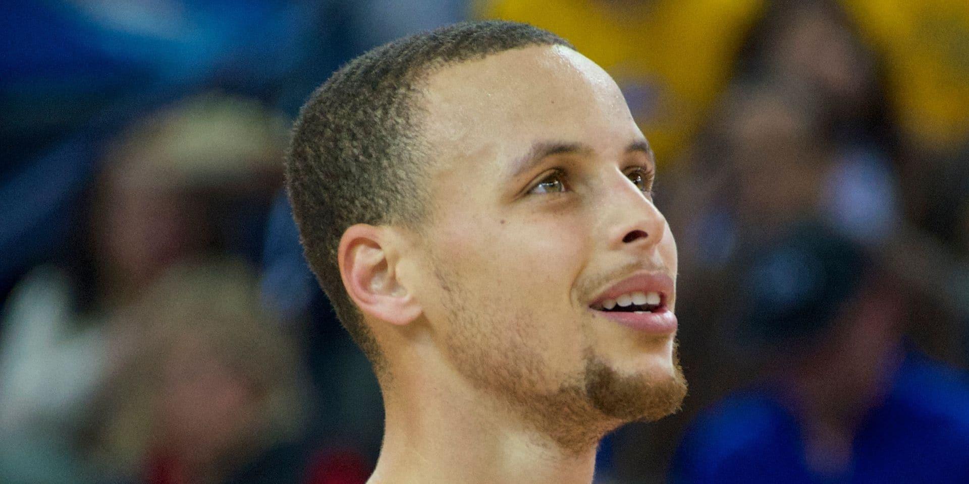 L'incroyable entraînement de Stephen Curry: 105 paniers à trois points d'affilée