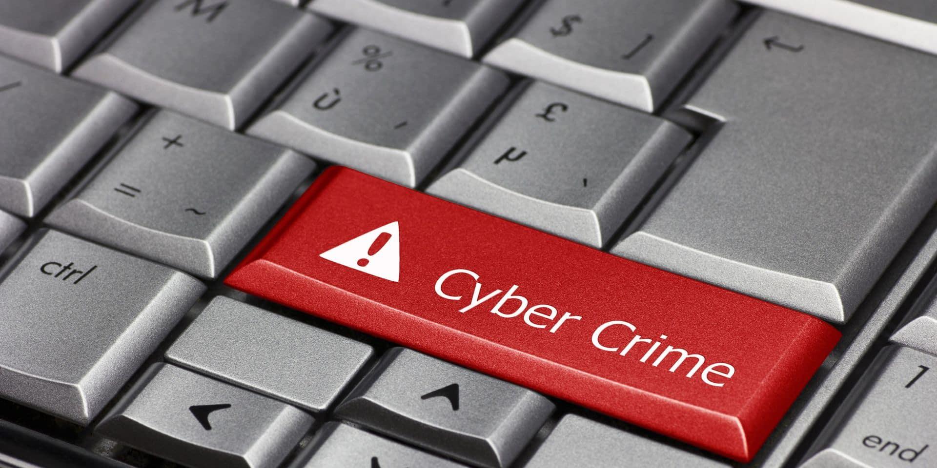"""Les entreprises belges sont trop exposées à la cybercriminalité : """"Des codes qui ne se voient pas sont activés pour voler des données importantes"""""""