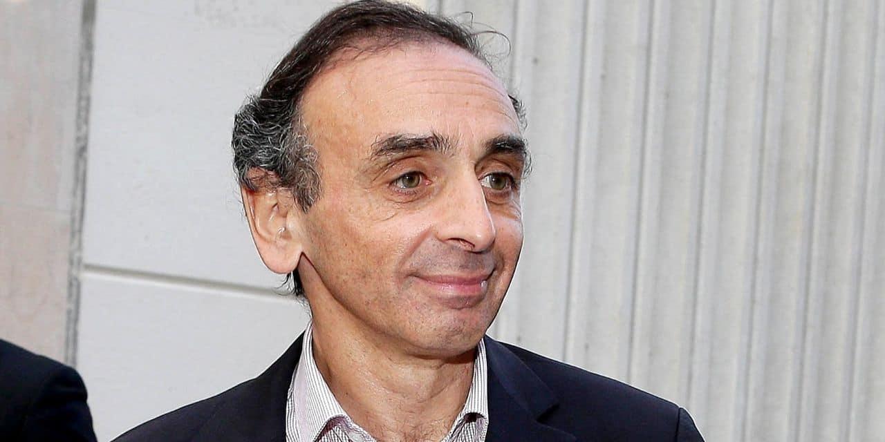 Eric Zemmour Agresse En Pleine Rue A Paris Par Un Individu Qui A Filme La Scene La Libre
