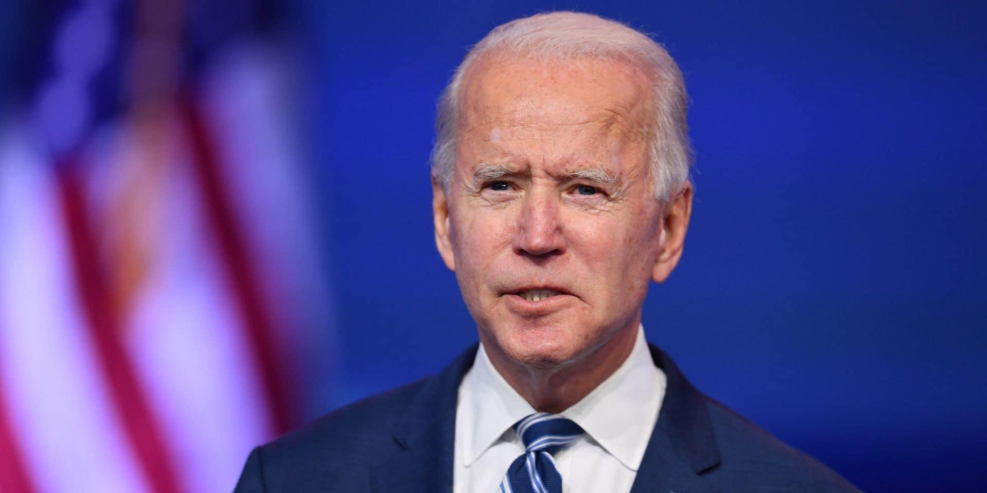 Présidentielle américaine : Joe Biden rassure ses alliés asiatiques sur ses engagements en matière de défense