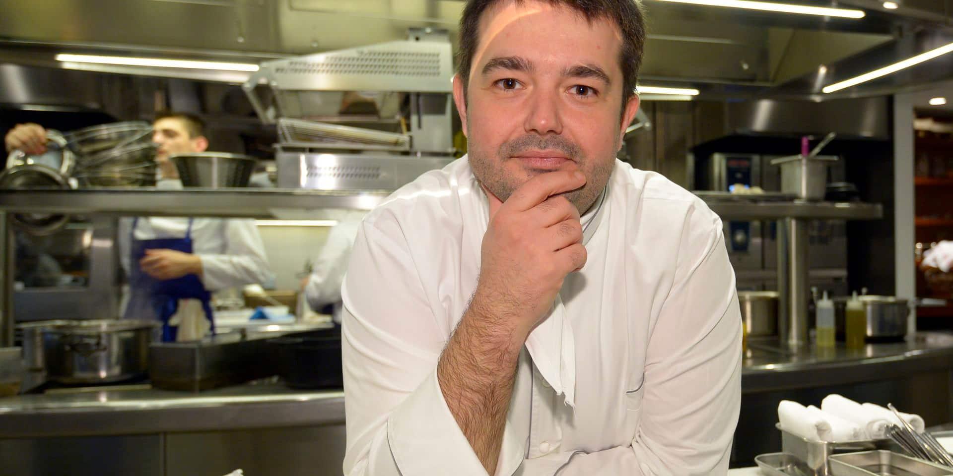 Jean-François Piège quitte l'émission Top Chef