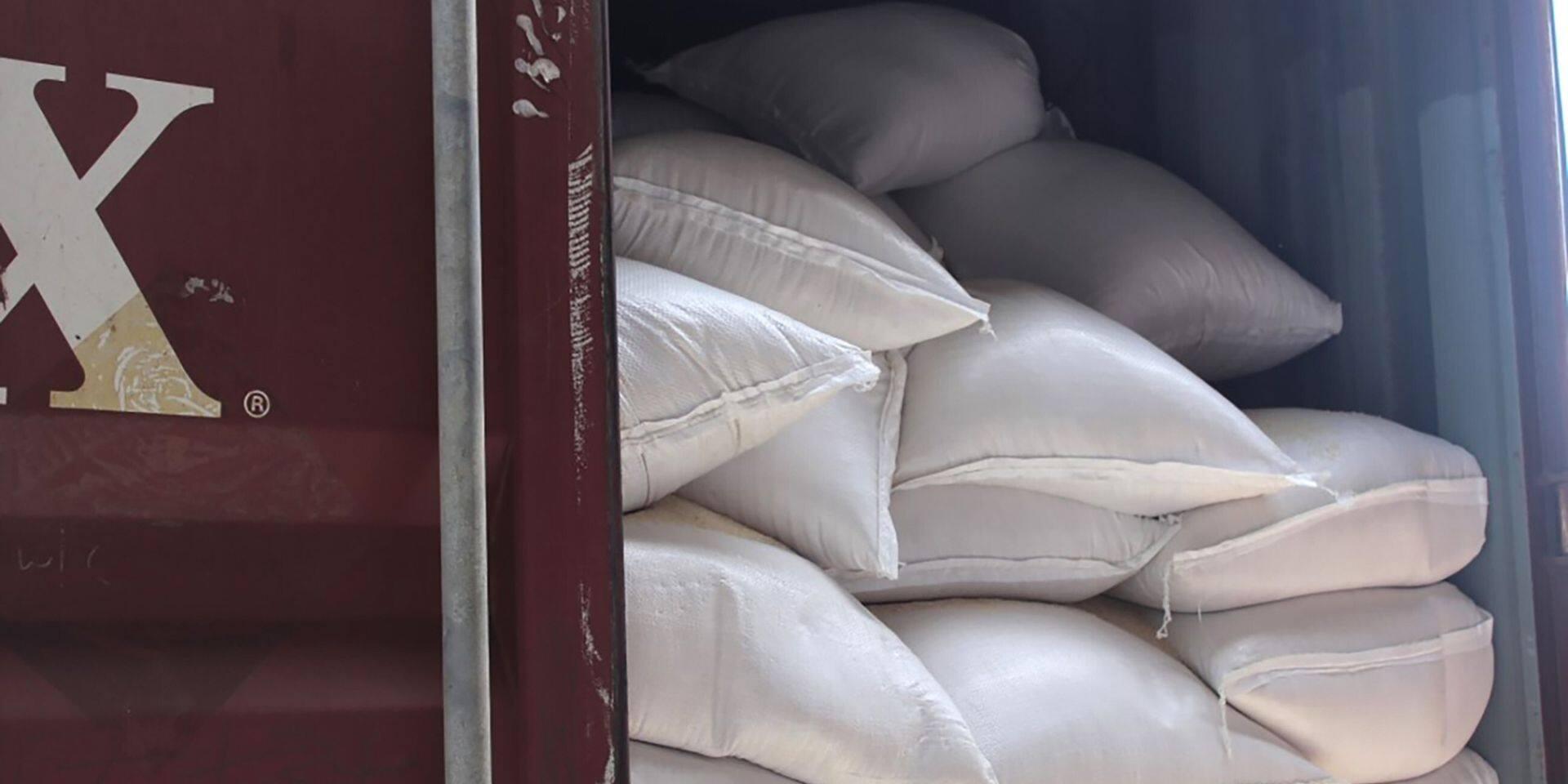Plus d'une tonne de cocaïne destinée à la Belgique interceptée en Colombie