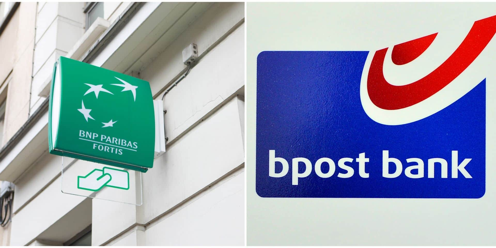 BNP Paribas Fortis va devenir actionnaire à 100 % de bpost Banque