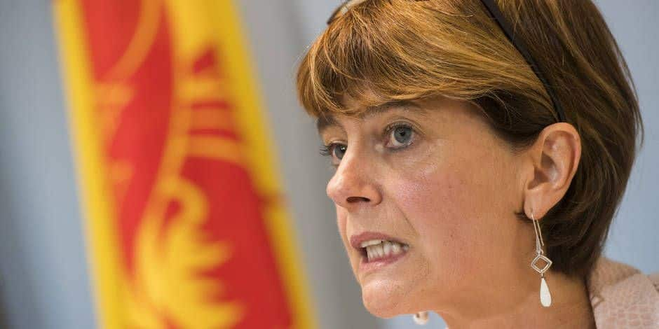 """Valérie De Bue: """"Je veux faire de la Wallonie une destination touristique comme la Bretagne ou l'Écosse"""""""