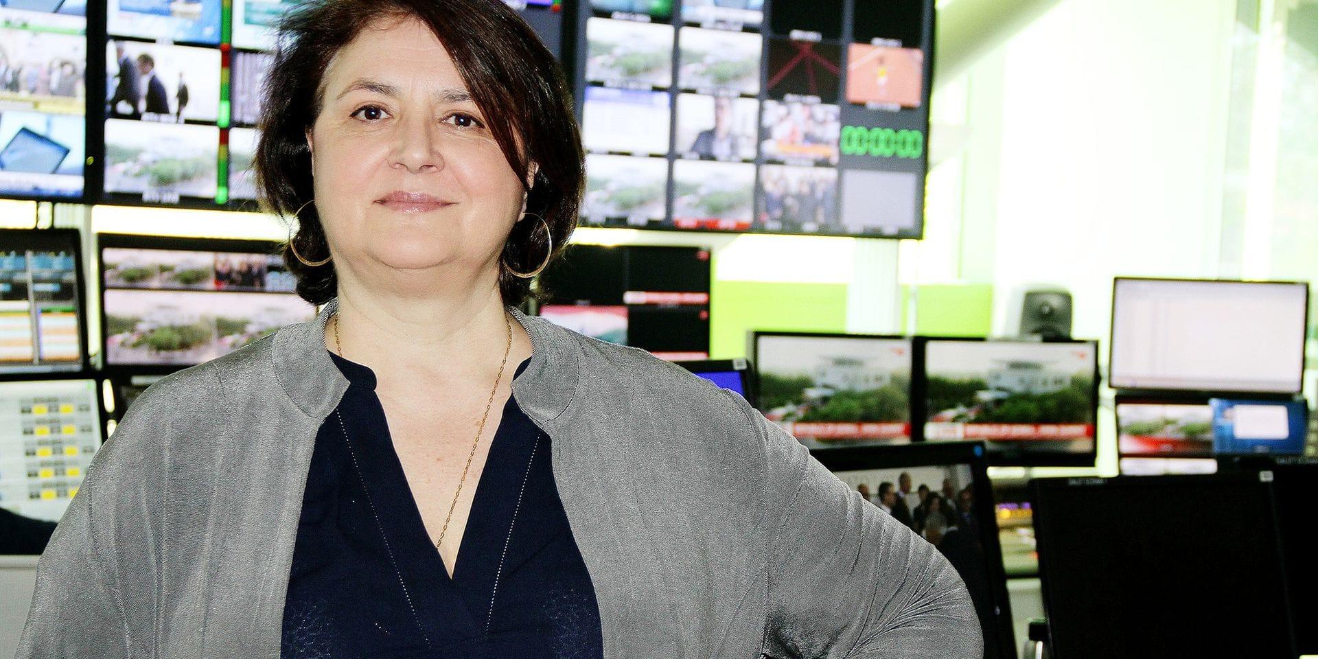 """Françoise Champey, nouvelle directrice des rédactions d'Euronews: """"Je suis une adepte de Bourdieu"""""""