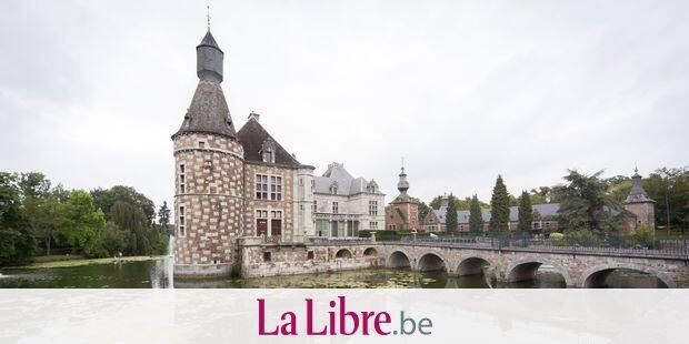 Jehay : conférence de presse relative à la rénovation du château