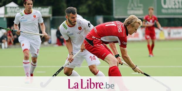 Hockey Red Lions Belgique-Espagne : Keusters a sans doute gagné sa place pour le Champions Trophy en marquant duex buts
