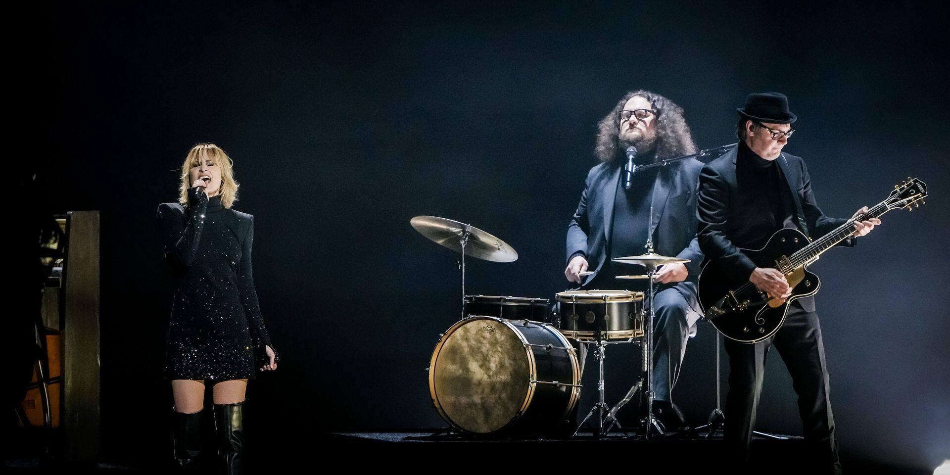 """Hooverphonic réagit à son résultat décevant à l'Eurovision: """"Peut-être que nous n'avons pas été assez dans le divertissement"""""""