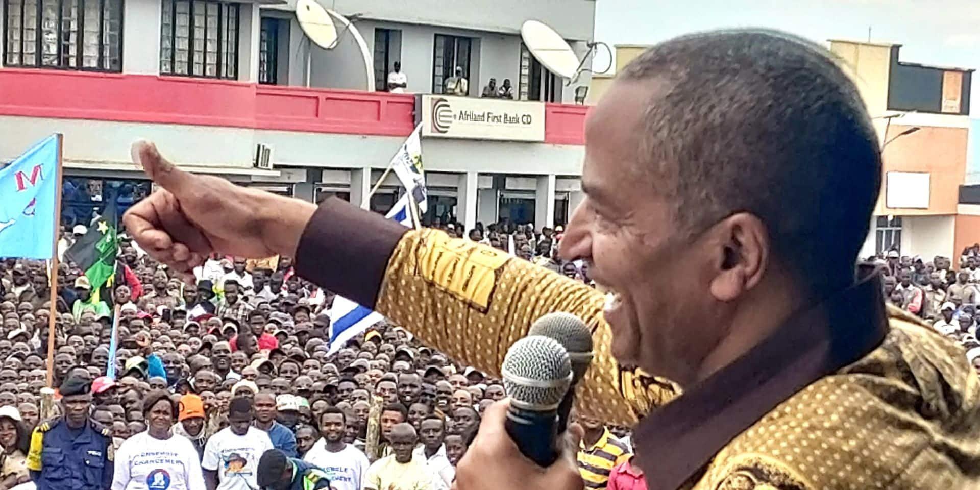 """Moïse Katumbi: """"La solution à nos problèmes dépend d'abord et avant tout de nous Congolais"""""""
