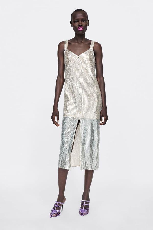 Robe Zara : 39,95 euros