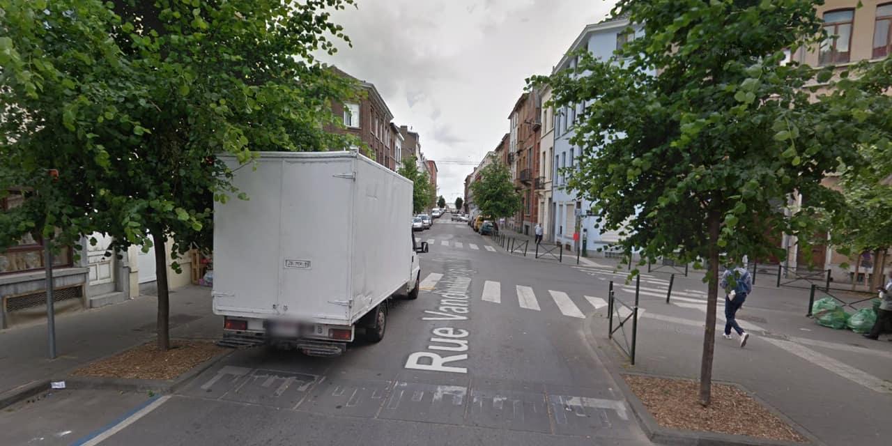 Un pan d'immeuble s'effondre à Molenbeek-Saint-Jean, faisant un blessé