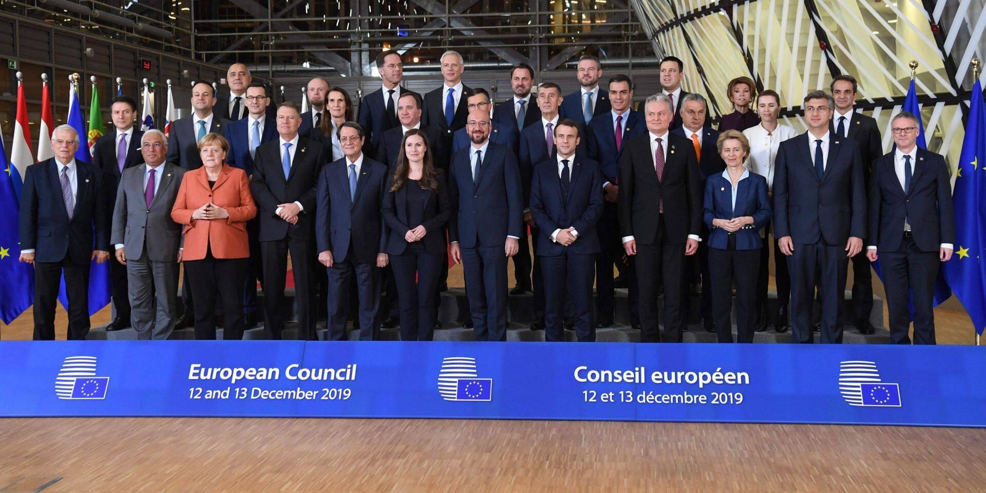 La situation de l'état de droit à Malte? Ce n'est pas à l'agenda du sommet européen,...