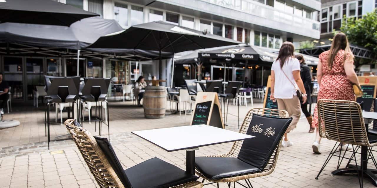 Moins de chômeurs temporaires dans l'Horeca à Liège