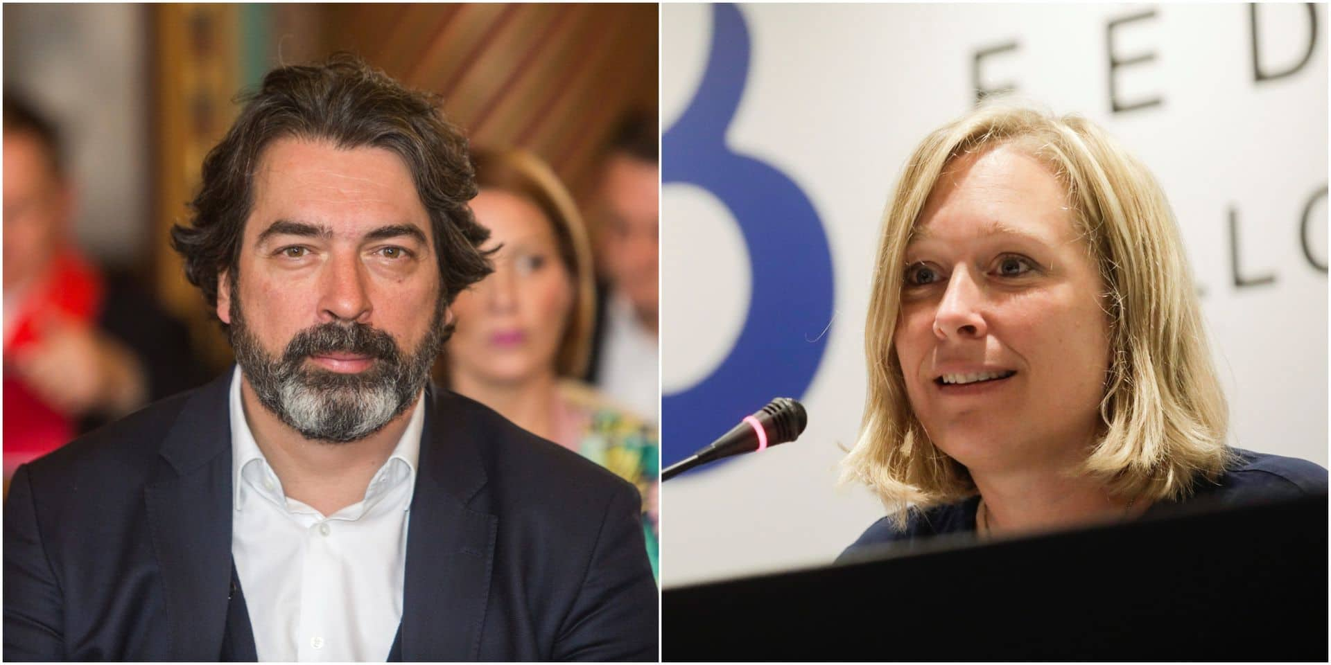 Luc Gillard, Député-Président de la Province de Liège et Bénédicte Linard, ministre de la Culture, ont décidé de maintenir les Rencontres théâtre jeune public.