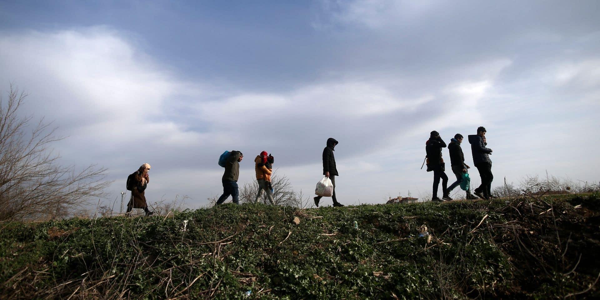Migration: la crise de la frontière gréco-turque pousse l'Union européenne à faire face aux défis de la Grèce