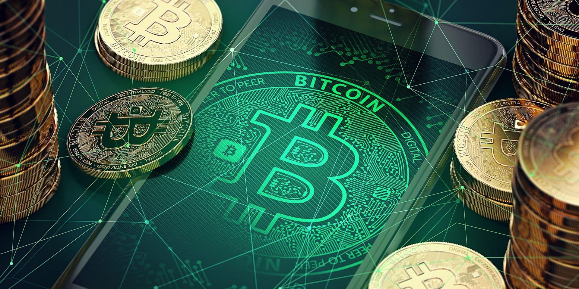 Le cours du bitcoin chute sous la barre des 50 000 dollars