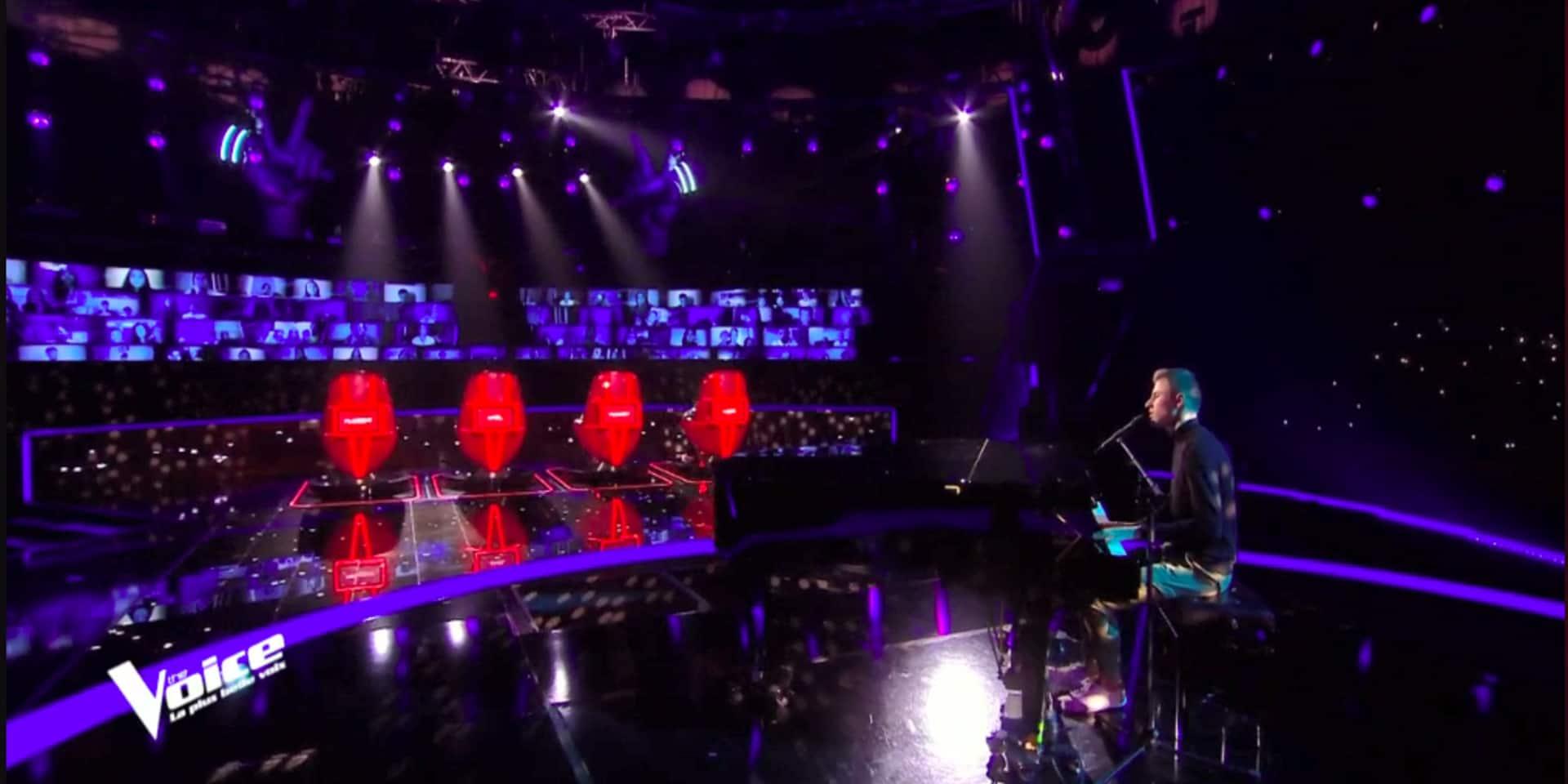 """""""The Voice, la plus belle voix"""": les candidats belges font un carton sur TF1"""