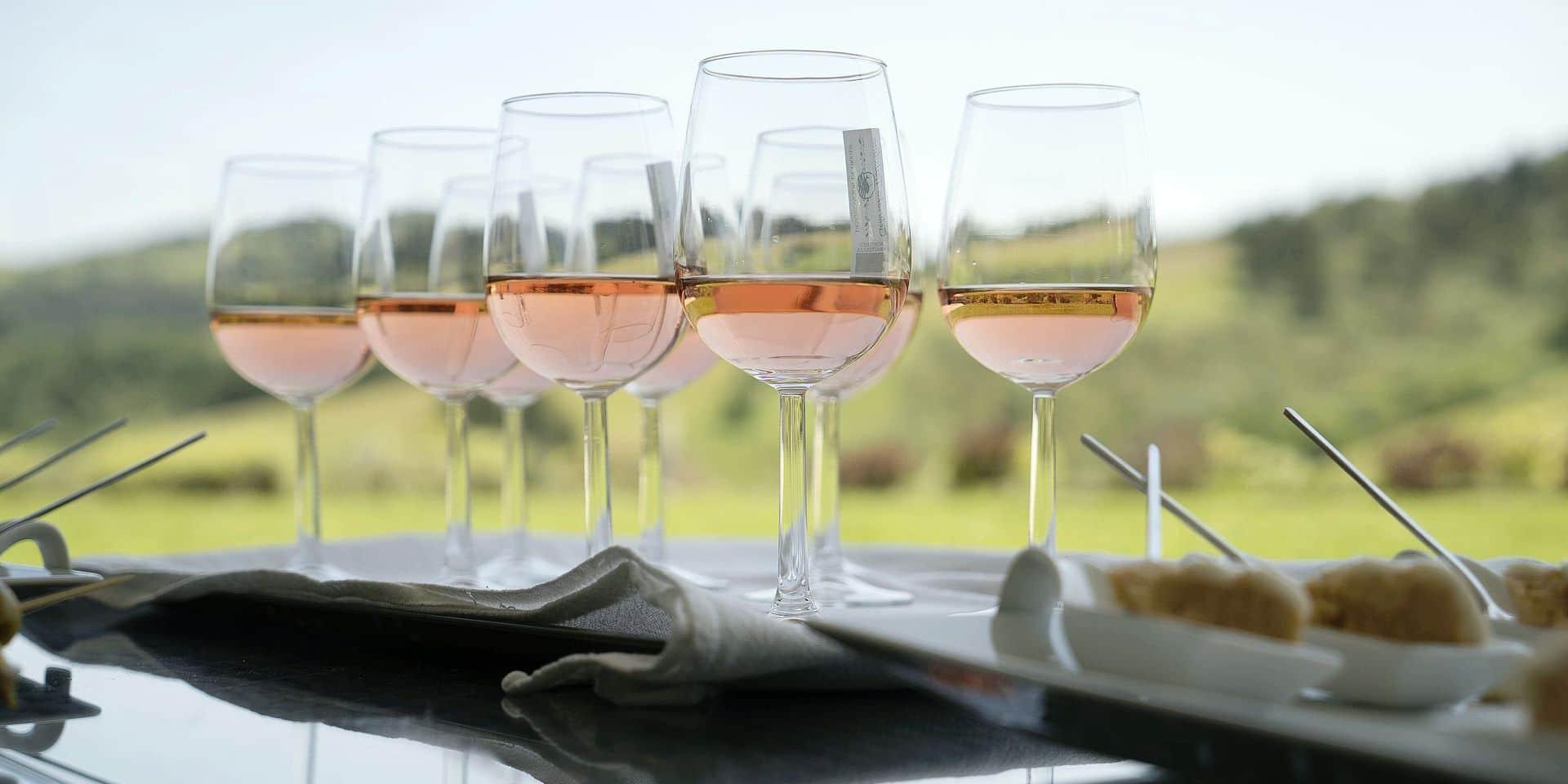 """""""Au fil des ans, le rosé a aussi considérablement gagné en qualité"""", avance notamment Colruyt pour expliquer cette hausse."""
