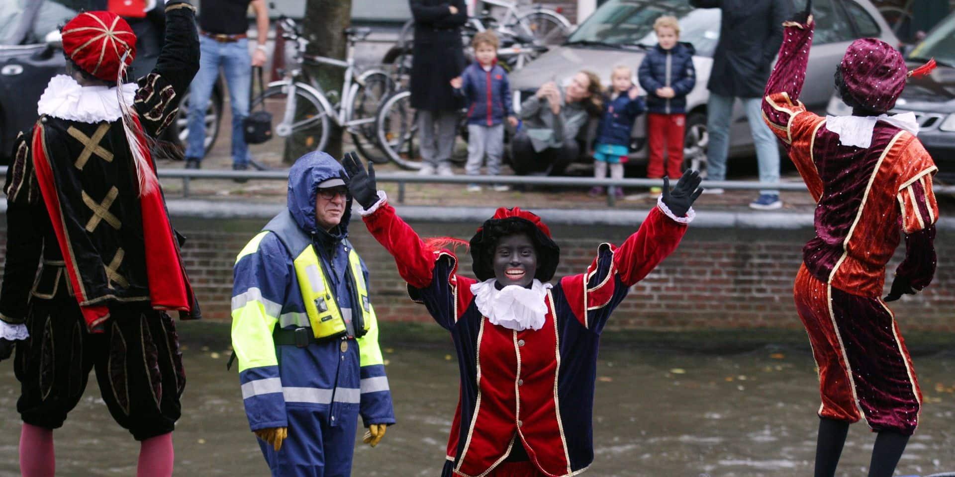"""Les Zwarte Piet au centre du débat aux Pays-Bas : """"C'est une tradition !"""""""