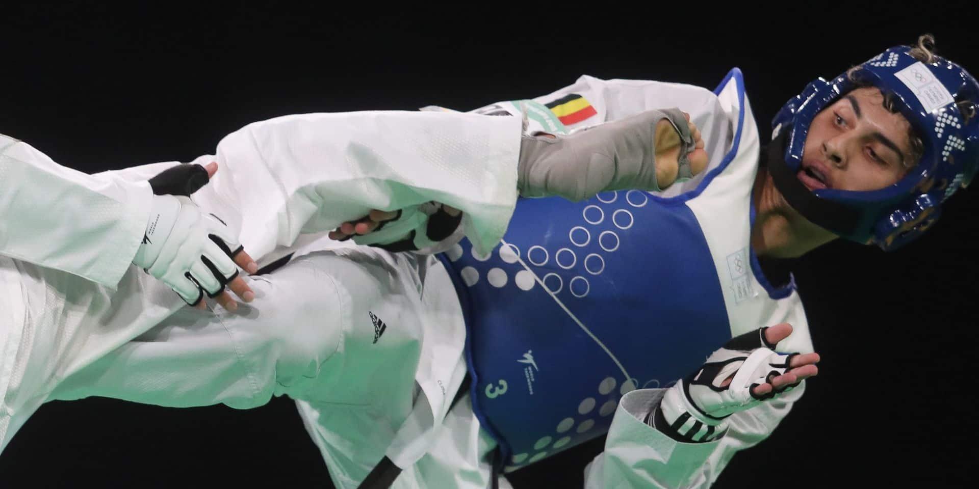 Taekwondo : troisième médaille de bronze à l'Euro