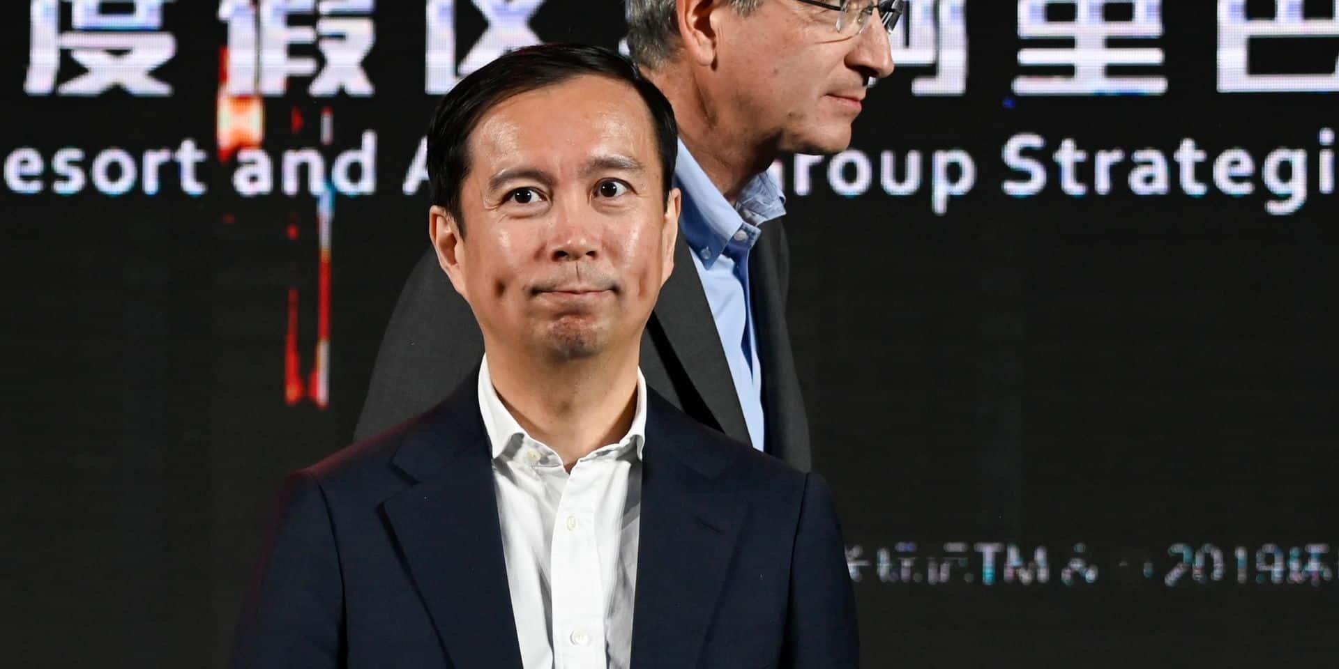 Alibaba prévoit une introduction en Bourse de 15 milliards de dollars à Hong Kong