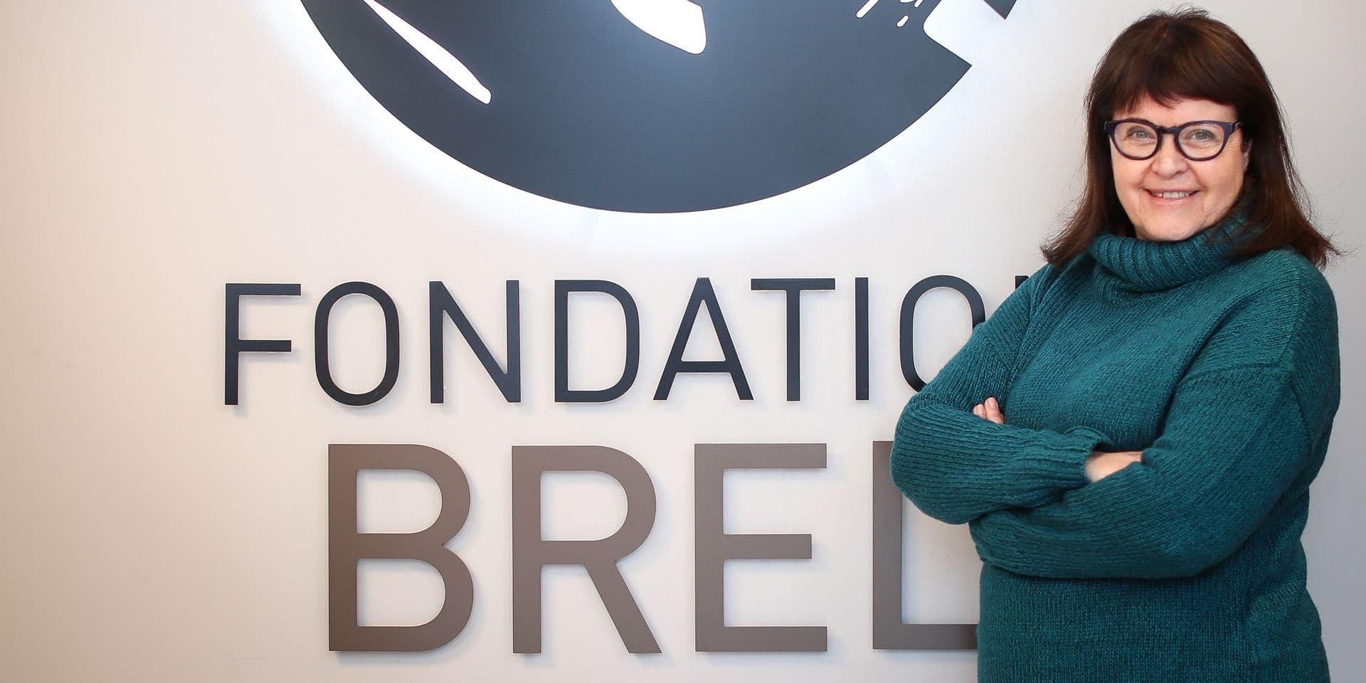 Photos Bernard Demoulin : France Brel a la fondation Brel