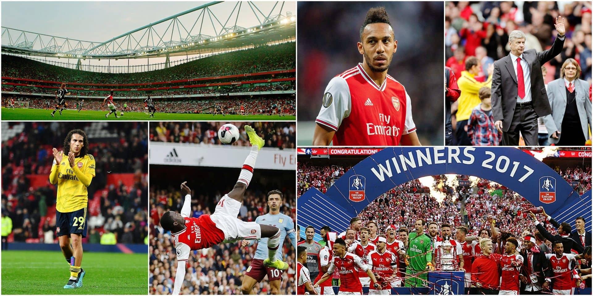 Arsenal reste un autre monde: la preuve en sept points