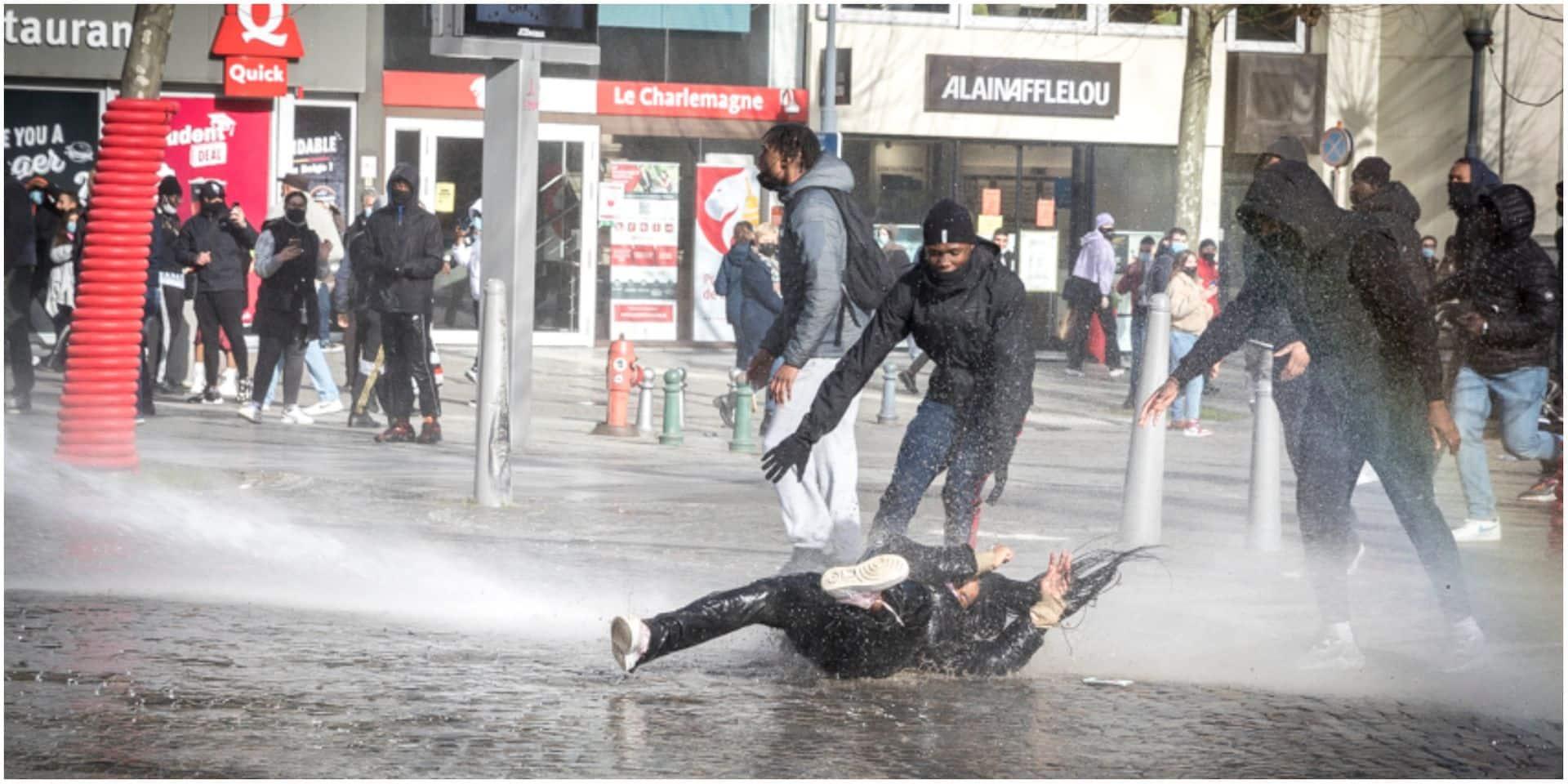 """""""Un déferlement de violence"""" dans le centre-ville de Liège: le point sur ce que l'on sait"""