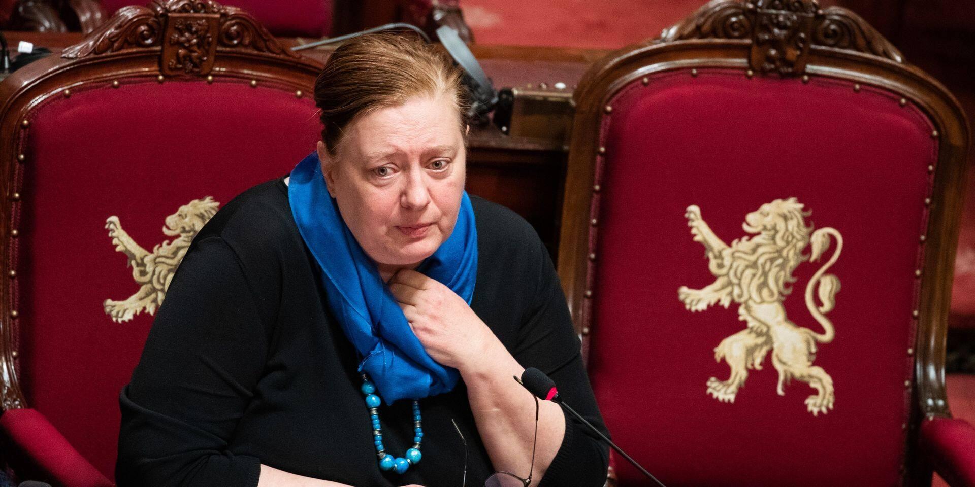 Le Sénat valide la candidature de Sabine de Bethune à la Cour constitutionnelle