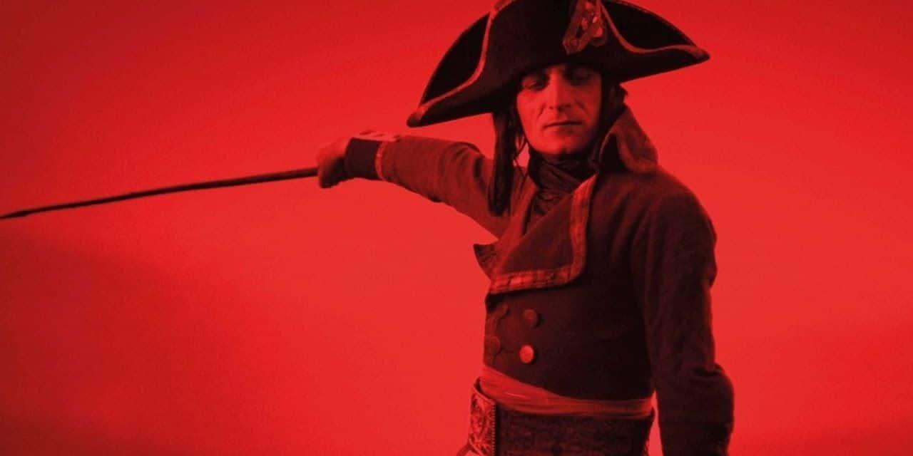 """Netflix finance la restauration du """"Napoléon"""" d'Abel Gance"""