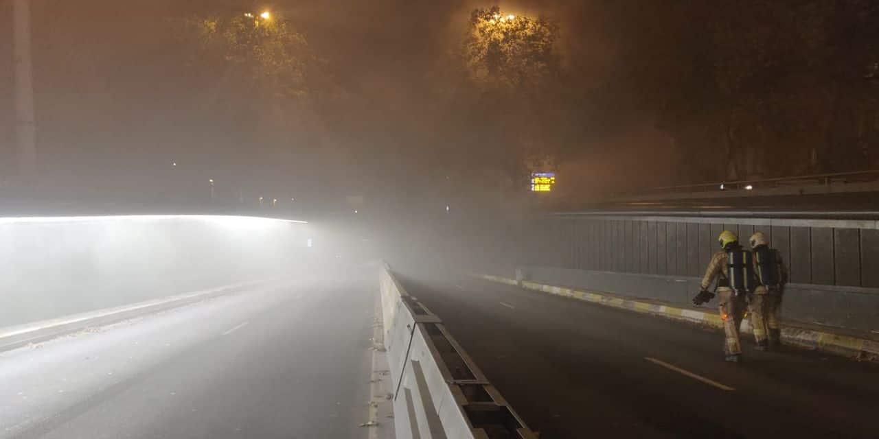 Incendies dans les tunnels bruxellois : Un exercice grandeur nature organisé la nuit dernière