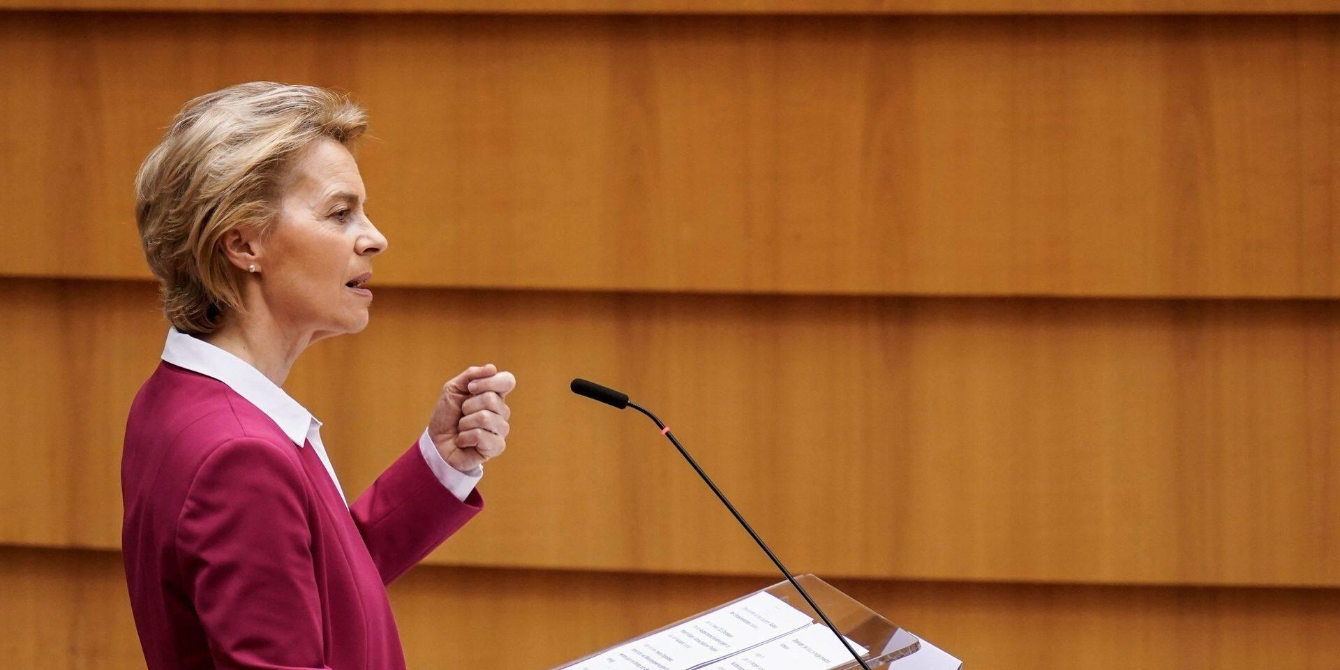 Edito : la Commission invite à préparer l'Europe d'après