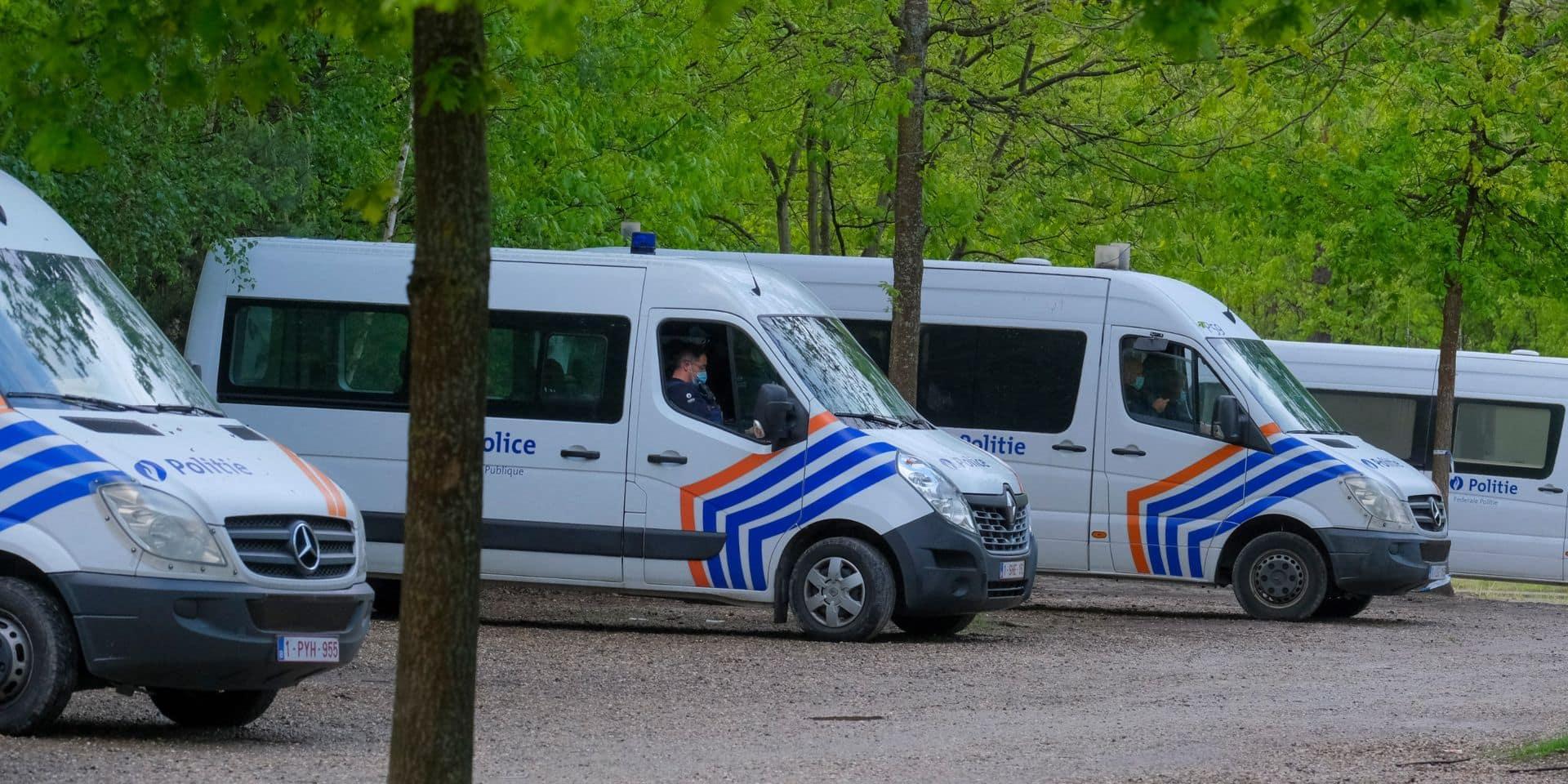 Chasse à l'homme: Jürgen Conings toujours introuvable, l'armée et la police reprennent leur poste en nombre