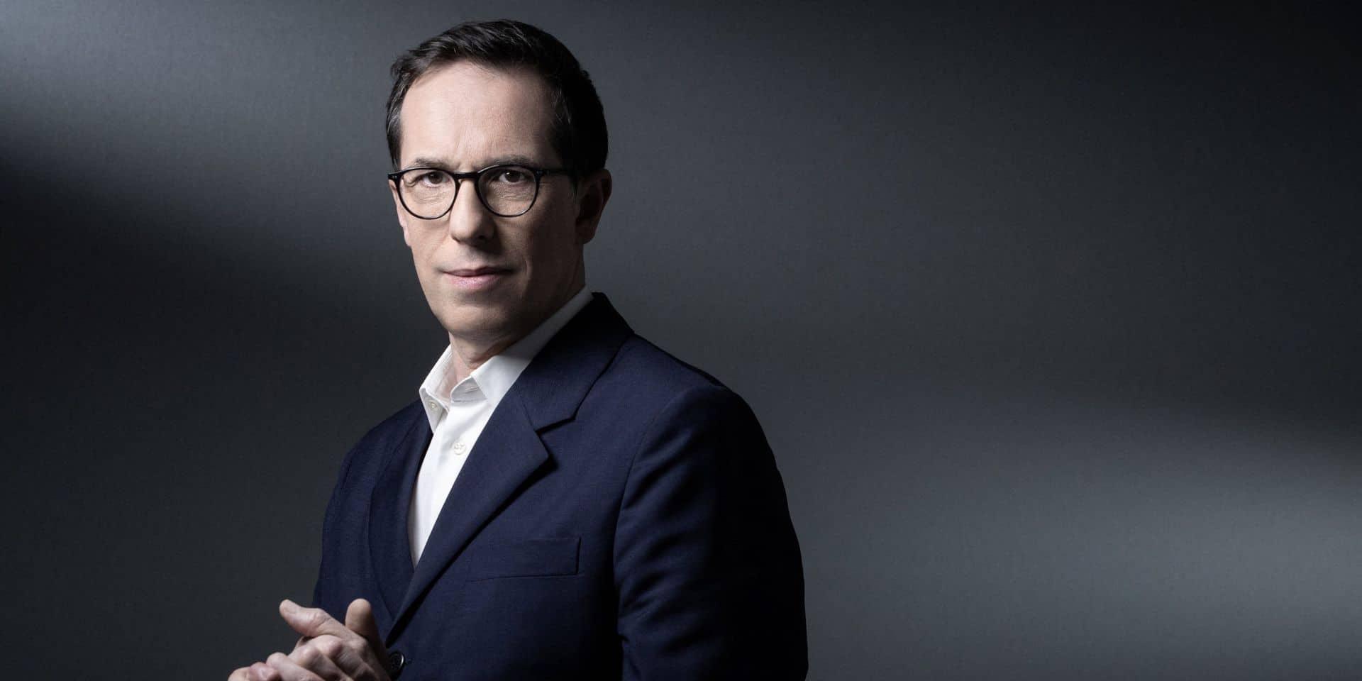 Le Chief Executive Officer (CEO) de L'Oréal au 1er mai, Nicolas Hieronimus.
