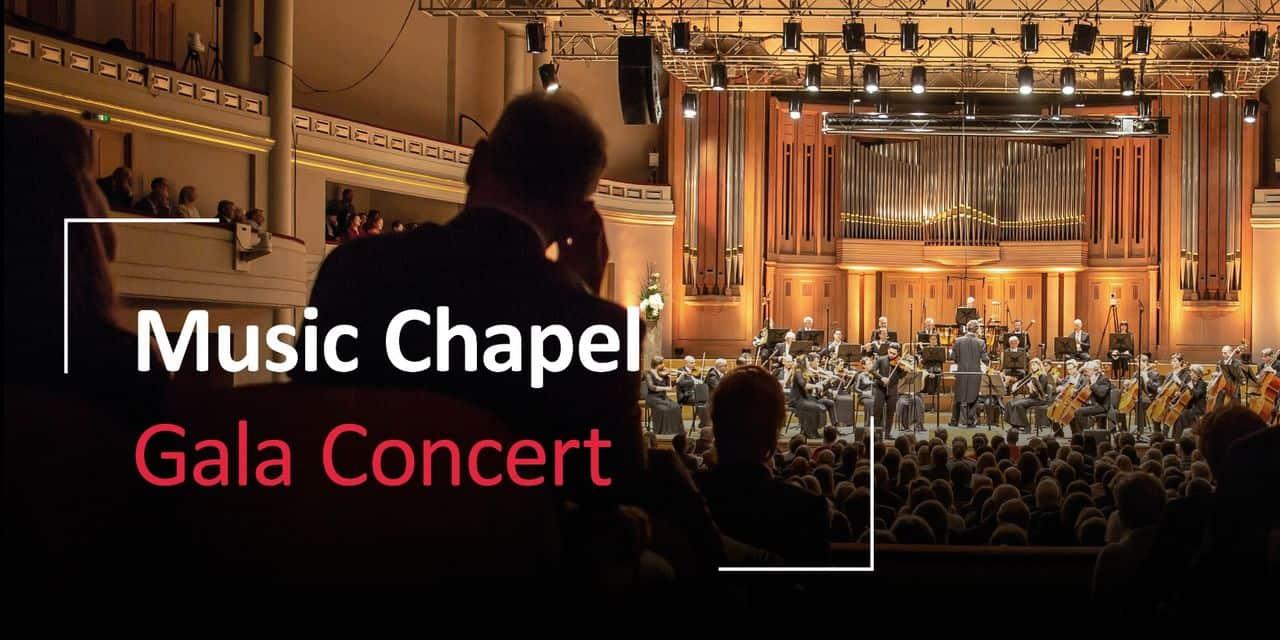 Remportez vos places pour la soirée de Gala de la Chapelle Musicale