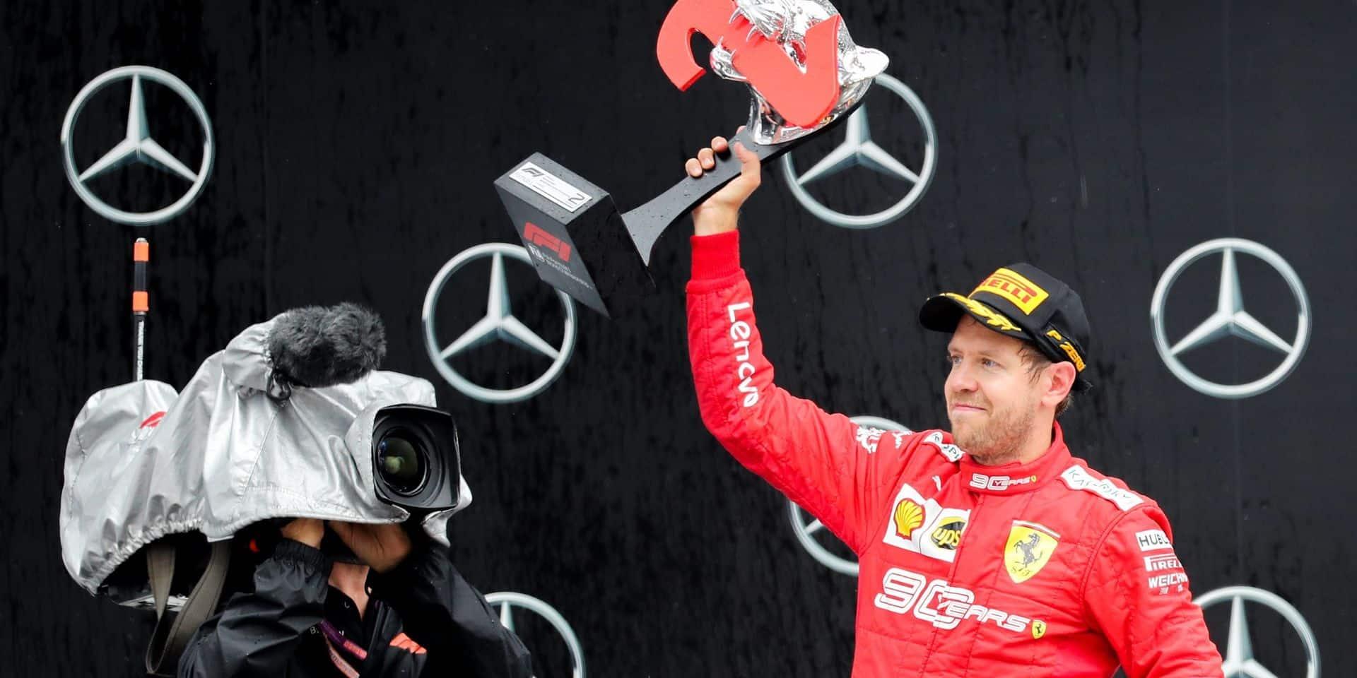 L'avenir de Vettel, son remplaçant: ce qu'implique le départ de l'Allemand de chez Ferrari