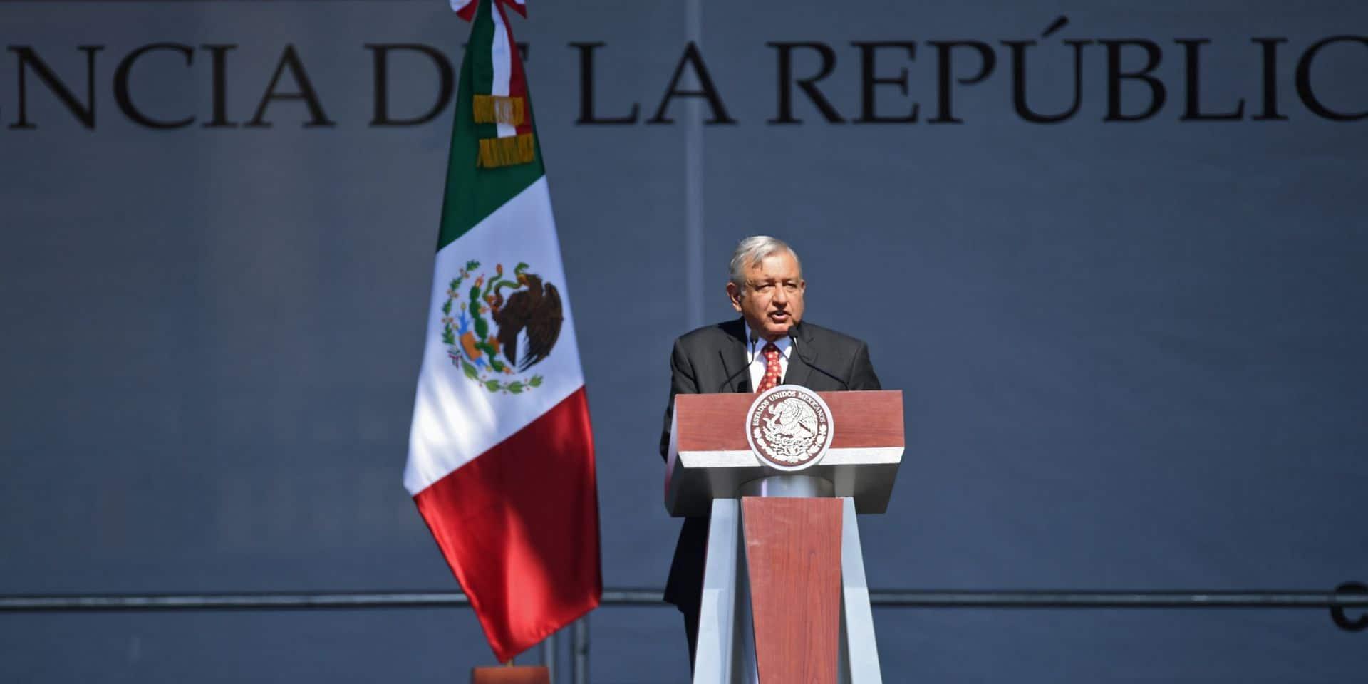 Le Mexique réalise son erreur et veut renégocier l'accord commercial avec les Etats-Unis