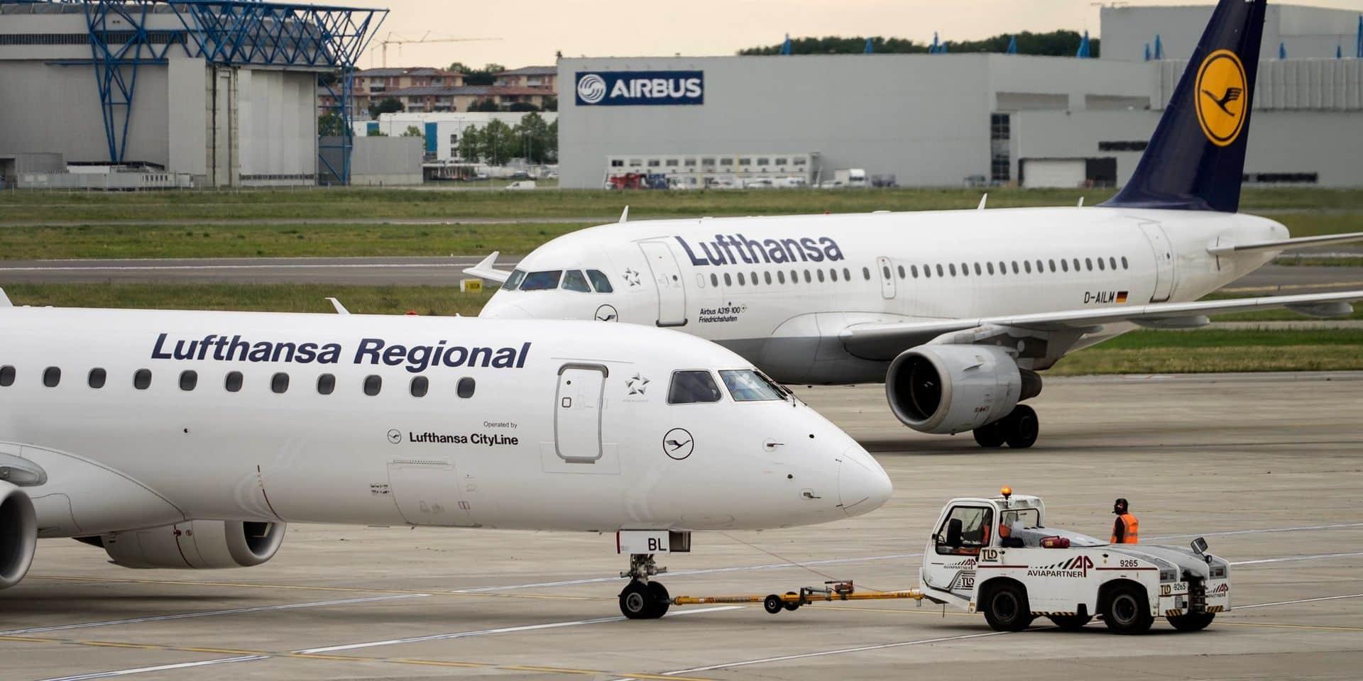 Lufthansa relance des dizaines d'avions car les réservations explosent