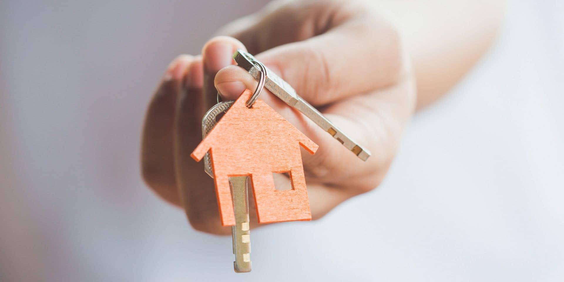 Jusqu'à 40 % de transactions immobilières en moins fin mars, mais sans impact sur les prix