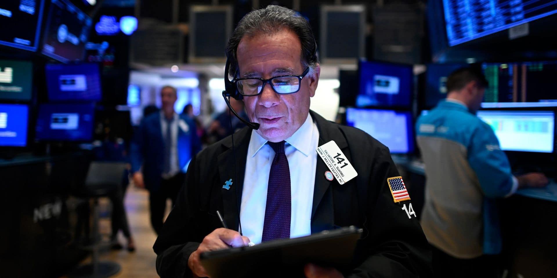 Wall Street fébrile à l'ouverture avec l'intensification de la pandémie