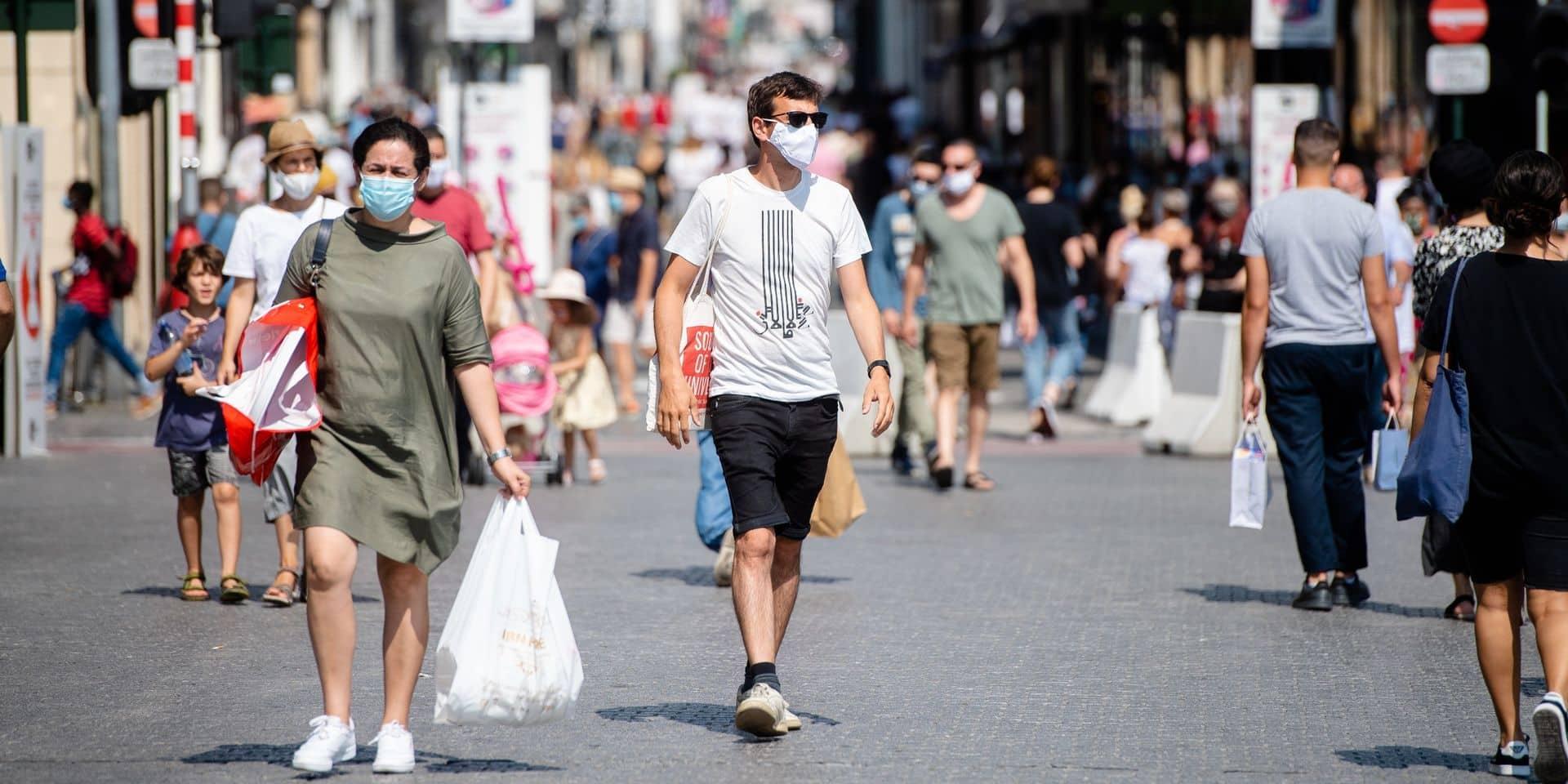 Coronavirus: un comité scientifique se penchera jeudi sur la situation bruxelloise
