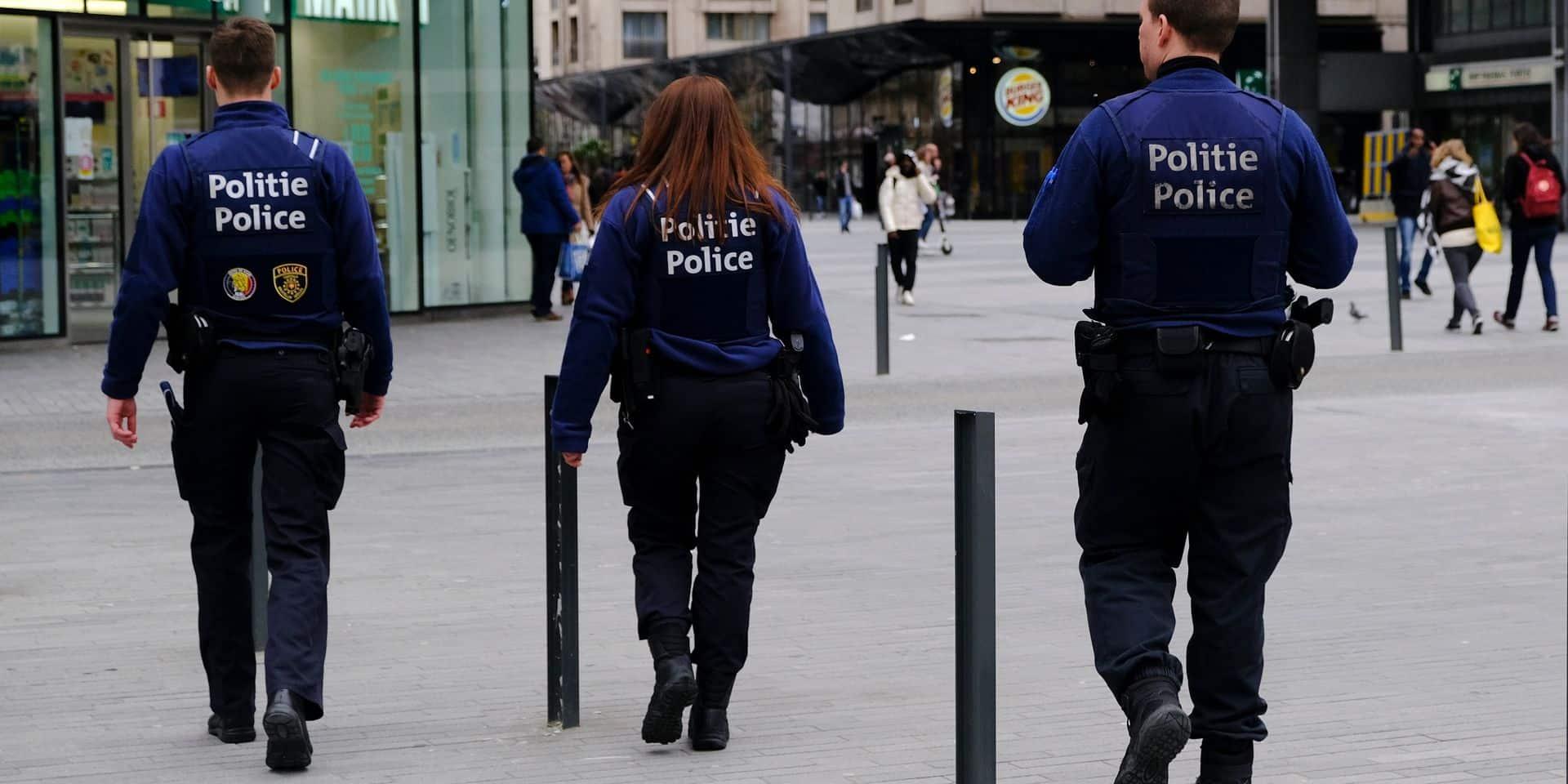 Le cap des 10.000 infractions aux mesures franchi dans la zone Bruxelles-Capitale-Ixelles