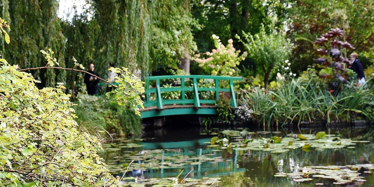 Visite à Giverny, l'impressionnant jardin de Claude Monet