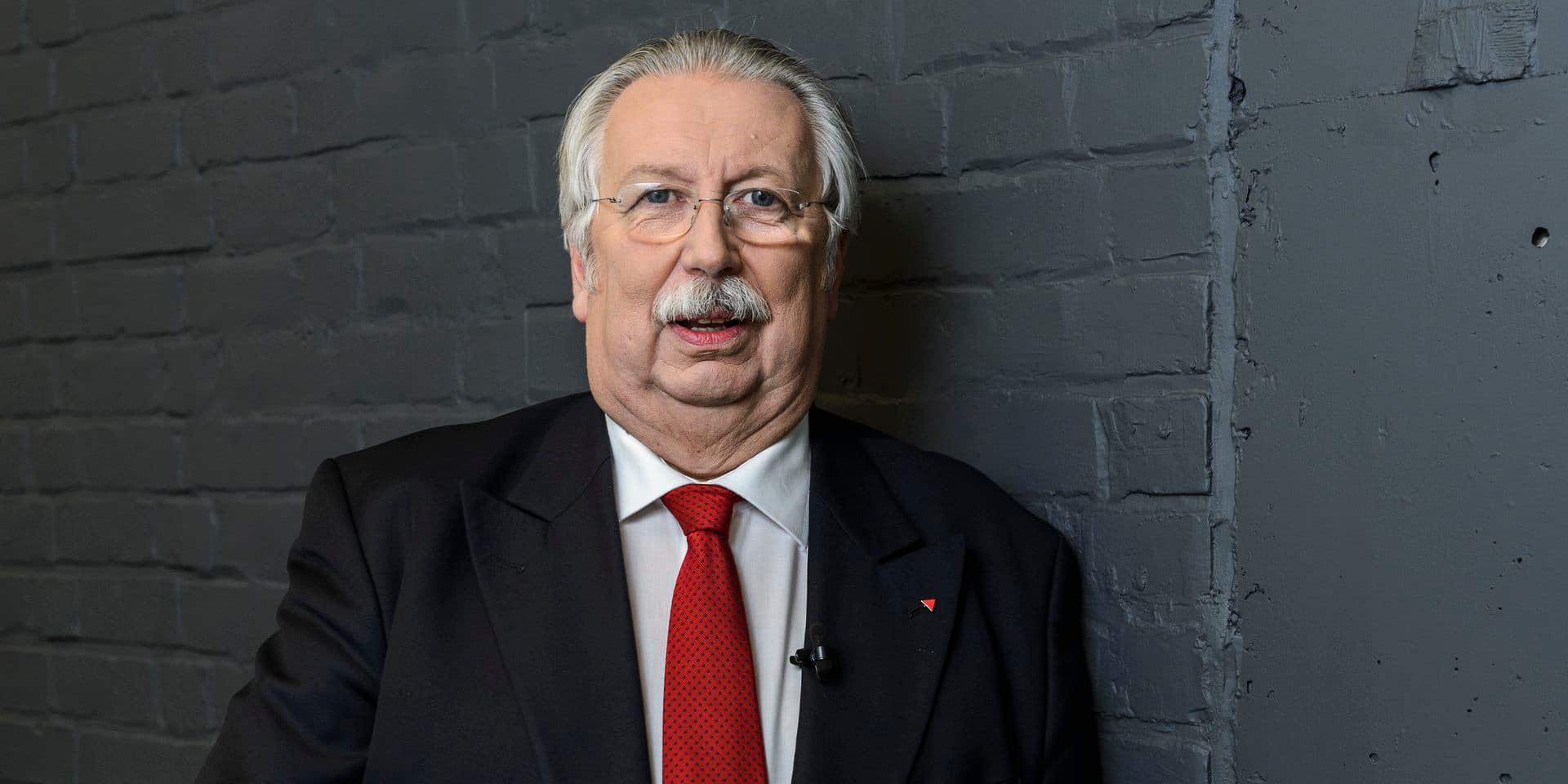 André Flahaut favorable à une option scolaire sur les métiers de la sécurité