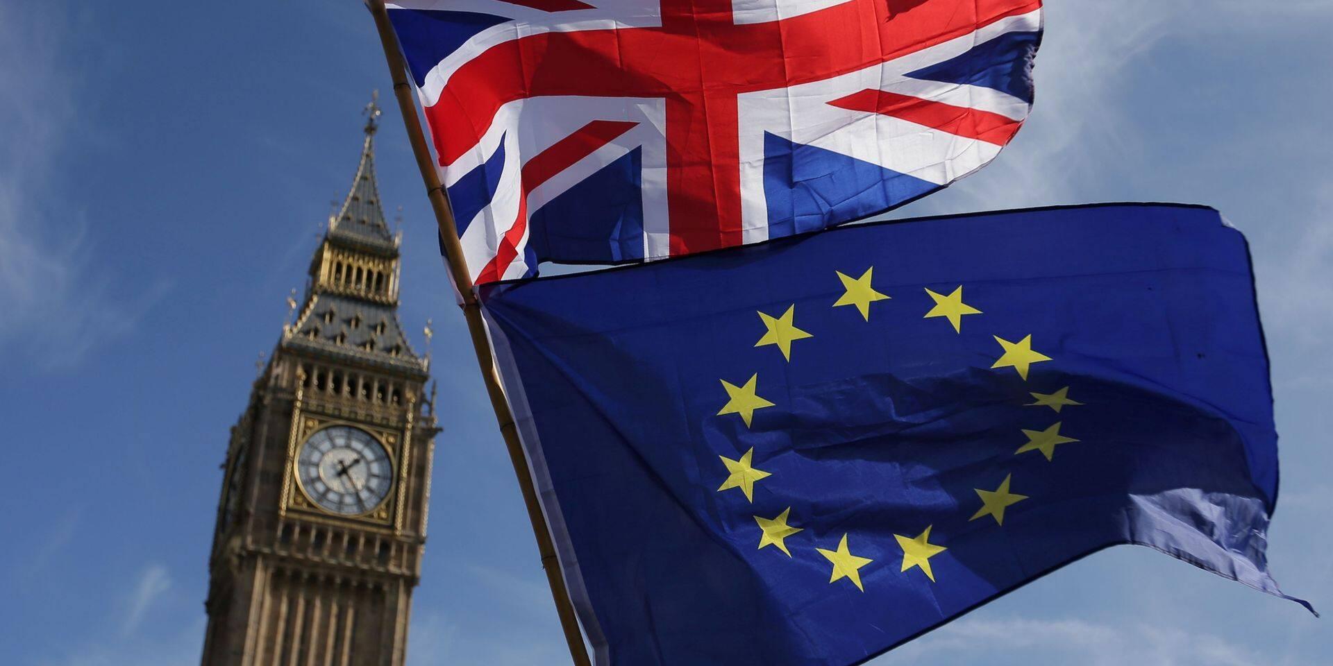 """""""Deal"""" ou """"no deal"""": nouveau jour J pour la négociation post-Brexit"""